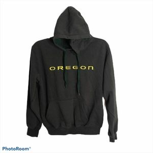 Oregon Ducks Kids Hooded Sweatshirt XS Green